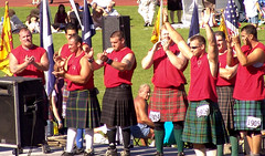 all-caber-tossers-look-alike (sillydog) Tags: red people men oregon kilt champion scottish award 2006 winner plaid scots tartan cabertossing mthoodcommunitycollege scottishhighlandgames greshma