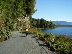Carretera Austral (Gripe1976) Tags: chile road parque ruta los carretera lagos route dirt estrada austral lagonegro pumalín