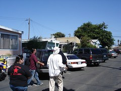 September 2, 2006 -  Barrio Walk