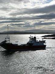 Ferry to Arranmore