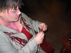 knitting zombie 2