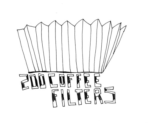 09:18:06: 200 Coffee Filters