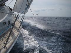 trogir to kamiza, masteryachting Kroatien 2006 153