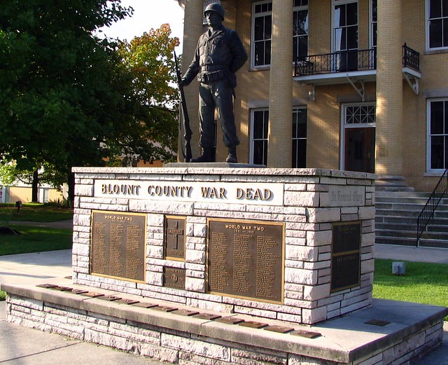Blount County War Dead Monument