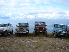 The Top (Tjflex2) Tags: trees friends canada mountains fall club vancouver outdoors bush bc view jeep offroad 4x4 views toyota 500 landcruiser mountians fourwheeling chilliwack ebi fjcruiser coastalcruisers ebicruiserparts