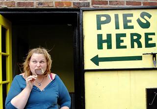 lady pie