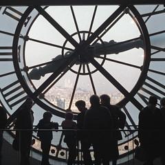Musee d'Orsay (Mimi_K) Tags: paris clock time sacrecoeur sillhouette museedorsay montmatre romannumerals alarecherchedutempperdu msh0110 msh011014