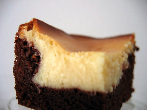 Brownie Bottom Cheesecake Bars By Rella Newsvine