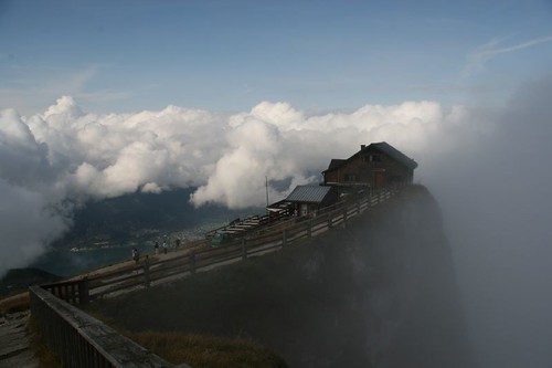 House on top of Schafberg.