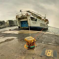 Port de Thessalonique - 07-10-2006 - 14h51 - by Panoramas