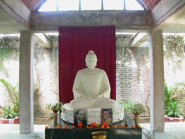 Nagaloka meditation hall 7