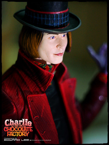 IRON MAN_MARK III · Willy Wonka (Johnny Depp); ← Oldest photo