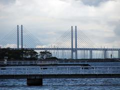 resundbrcke (Oresund Bridge) (leguan001) Tags: geotagged sweden schweden malm malmo oresundbridge resundbrcke geo:lat=55601348 geo:lon=12958889