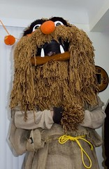 13 - sweetums (boozysmurf) Tags: costumes party halloween costume ottawa muppets halloweenparty bombshelter sweetums muppetshow halloweencostumes themuppetshow