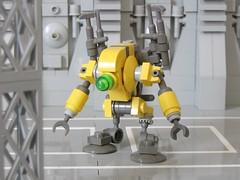 Taro Series (Legoloverman) Tags: robot lego taro