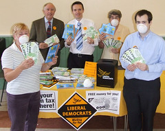 Weston-super-Mare Liberal Democrats (greentaxswitch) Tags: green switch politics environment tax democrats liberal