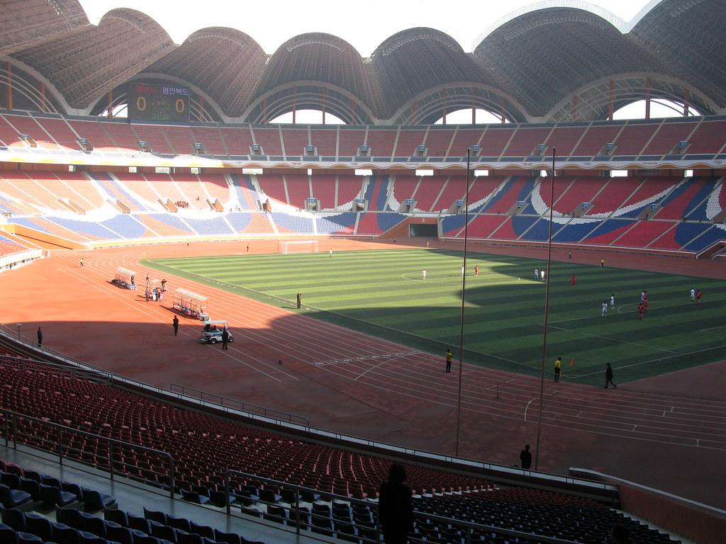 stadion nordkorea