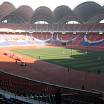 Nordkorea, Stadion in Pjöngjang