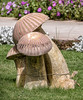Mushroom family (Edgardo W. Olivera) Tags: grandpyramids hotel giza panasonic lumix gh3 edgardoolivera microfourthirds microcuatrotercios egipto cairo gizah egypt mediooriente orientepróximo middleeast hongo mushroom