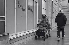 "Life in the margin: James Street North, Hamilton (Xsbmrnr (Please read profile before ""following"") Tags: street streetphotography poverty urban urbanphotography documentary socialphotography blackandwhite bandw film filmphotography olympusom1 olympus om1 35mm 35mmfilm hamilton hamiltonontario hamont jamesstreethamilton"
