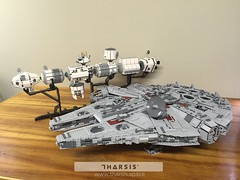 Iktomi from Tharsis - Scale 2 (AlexNeuse) Tags: lego neuselego tharsis choiceprovisions video games iktomi ucs