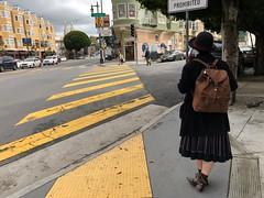 red traffic light (elena_photos) Tags: street sanfrancisco
