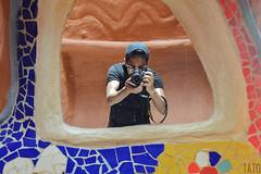 Desde Otro Lente (Tato Avila) Tags: colombia colores cálido reflejo arquitectura villadeleyva casas terracota nikon