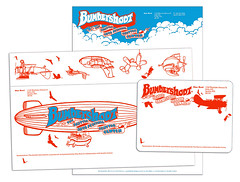 Bumbershoot Letterhead, 2004