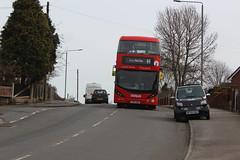 2018 04 06_7286 (djp3000) Tags: bus enviro400cbgcity enviro400cbg enviro400 envirobiogasbus biogasbus transit publictransit publictransport nct nctredline nctredline44 44gedling redline44 red 44 416 nct416 alexanderdennisenviro400 enviro envirobuses alexanderdennis scania yp17ugh biogas