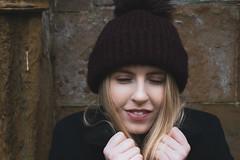 Make A Wish! (Matt A. Marshall) Tags: cold portrait winter indie hat pretty