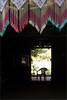 roots - ii, dang (nevil zaveri (thank U for 15M views:)) Tags: zaveri photo frame porch home house rural dang baaj village gujrat india people images stockimages gujarat nevil nevilzaveri stock shadow sunlit architecture exterior street christianity hinduism holy swastik symbolic symbol politics door chair furniture