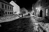 Into the Light (Koprek) Tags: ricoh gr streetphotography winter nightlight low light photography varaždin croatia 2018