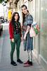Oren & Ita (STREET FASHION by Shay Segev) Tags: israel street fashon streetfashion streetwear streetportrait streetstyle style shaysegev streetphoto segev spontaneous shay streetphotography streetphotographer smile