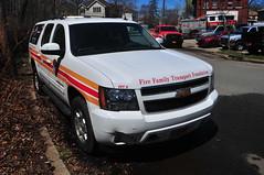FDNY Fire Family Transport Foundation FFT 11 (Triborough) Tags: ny nyc newyork newyorkcity richmondcounty statenisland woodrow fdny newyorkcityfiredepartment firetruck fireengine firefamilytransportfoundation fft fft11 gm chevrolet suburban