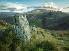 A view of Cadair Idris @ Sunrise (Chris_Adams_Photo) Tags: cadairidris wales mountain landscape landscapes clouds sunrise