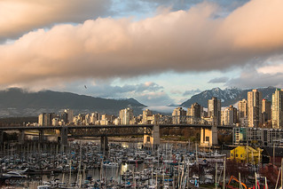 Chic Creek ⛵⛅ Vancouver, BC