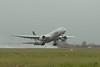 Boeing 777 200er (simonecampanile) Tags: fiumicino alitalia 777 200er boeing777 takeoff power rain canon 5dmkiii 5d markiii tamronsp70300 tamron tamronsp travel fligh to los angeles usa from rome