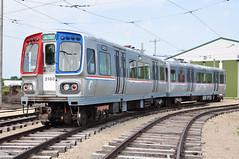 Illinois Ry Museum #2153 (Jim Strain) Tags: jmstrain railroad railway cta transit chicago illinois museum rapid