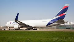 N534LA (tynophotography) Tags: latam cargo 767f n534la boeing 767 767300 763f chile lan