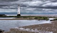 _DSC0308d (stilk50) Tags: lighthouse newbrighton sea sand beach clouds
