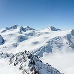 Panorama at hintere Brunnenkogel (3440m) thumbnail