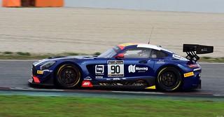 Mercedes-AMG GT3 / Edoardo Mortara / ITA / Michael Meadows / GBR / Raffaele Marciello / ITA / Akka ASP