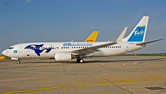 OM-KEX AirExplore Boeing 737-8BK(WL) (airliners.sk, o.z.) Tags: omkex airexplore boeing 7378bkwl b737 b738 axe palau bts bratislava btslzib mrstefanik lzib lzibbts airlinerssk whale pacific airlines