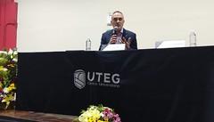 Conferencia UTEG (SalvadorCaro) Tags: esta participé en las jornadas jurídicas 2018 organizadas por alumnos de la carrera derecho utegoficial campus lázaro cárdenas un honor ser parte este evento jóvenes talentos
