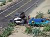 Police log 4/18/2018 (THE RANGE PRODUCTIONS) Tags: greenlight gmc fordpoliceinterceptorutility fordpoliceinterceptor 164scale hoscalefigures toy dioramas diecast diecastdioramas model modular desert