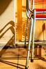 (Liane FKL) Tags: photographie photography colors couleurs chaise chairs terrasse sun soleil outdoor extérieur détail ombres shadows
