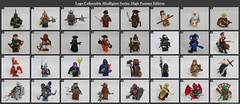 CMF: High Fantasy Master Shot (WerferOfFlammen) Tags: lego minifigures minifigs custom moc brickarms brickwarriors brickforge arealight customs crazybricks capemadness bricktw chromeblockcity capes4minifigs eclipsegrafx dnd dd pathfinder rpg collection toys custombrick citizen brick