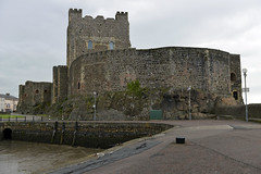 Carrickfergus Castle (syf22) Tags: northernireland causewaycoastway carrickfergus castle wall ancient old medieval guard stronghold fortress middleage fort