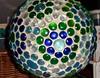 SAM_0674 (Mischandler) Tags: mischa bowling ball bowlingball garden flatmarbles grout crafts gazingballs lawnart silicone crafting diy projects marbles gardengazingballs mosaic