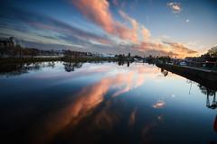 La piel del Riachuelo (Pablo Segade Ph) Tags: argentina rio river riacuelo barracas avellaneda reflection reflejos